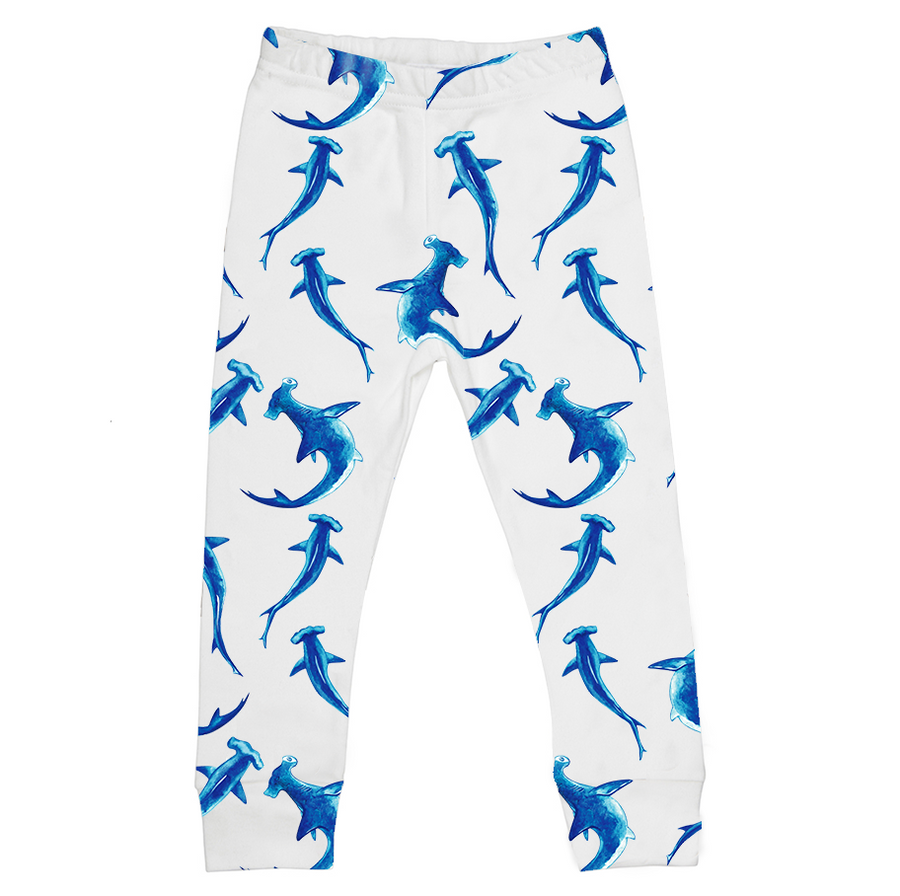Hammerhead Leggings - Project Panda Kids