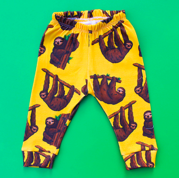 Sloth Legging - Project Panda Kids