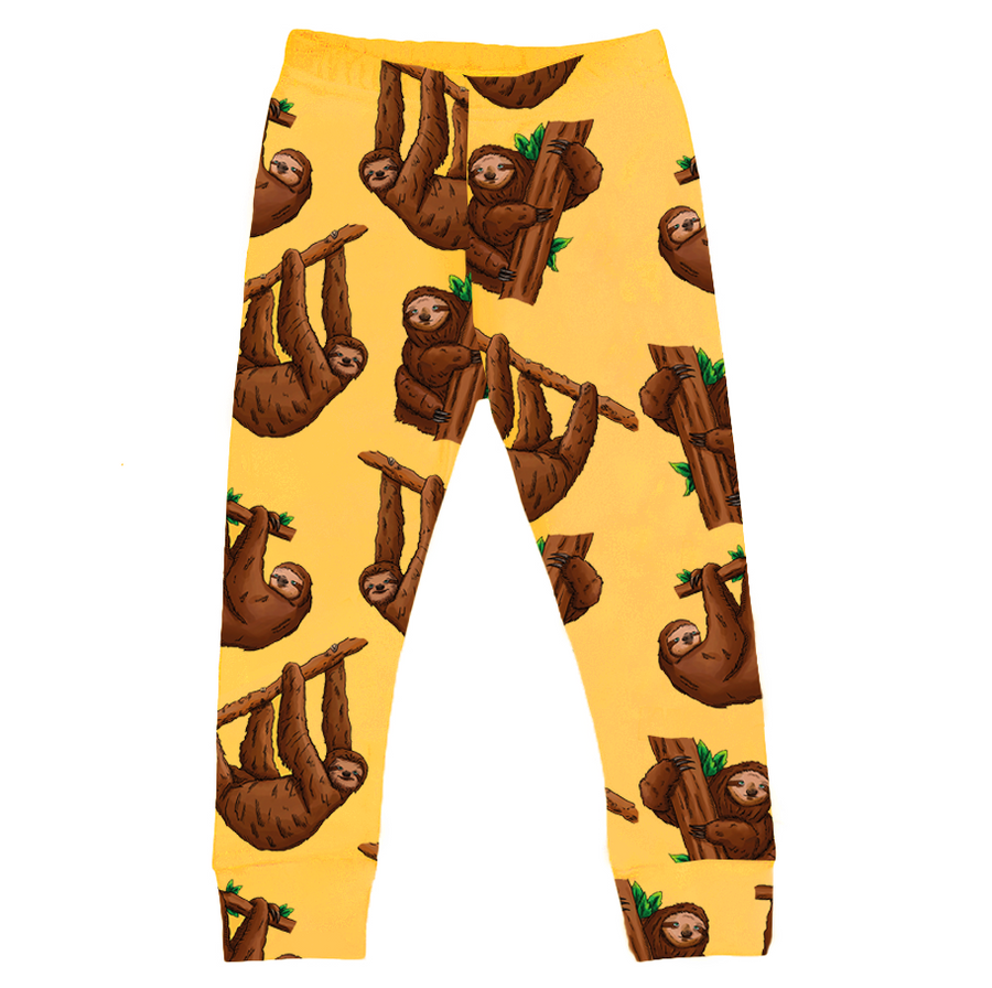 Adult Sloth Legging - Project Panda Kids