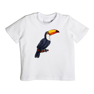 Toucan Short Sleeve Tee - Project Panda Kids