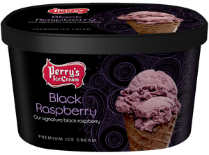 Black Raspberry - (4 PACK) 48oz CARTONS