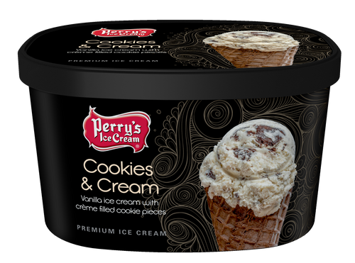 Cookies & Cream - (4 PACK) 48oz CARTONS