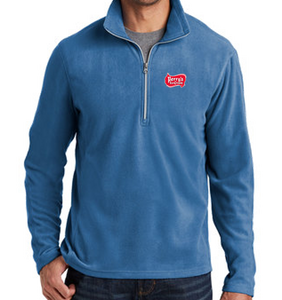 Perry's Ice Cream Microfleece 1/4 Zip (4 Colors Available)