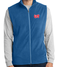 Load image into Gallery viewer, Perry's Ice Cream Microfleece Vest (2 Colors Available)