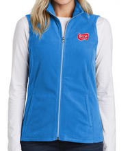 Load image into Gallery viewer, Perry's Ice Cream Women's Microfleece Vest (2 Colors Available)
