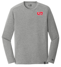 Load image into Gallery viewer, New Era® Heritage Blend Long Sleeve Crew T-Shirt (2 Colors Available)