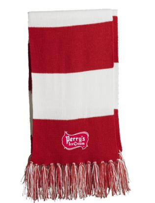 Perry's Ice Cream Spectator Scarf
