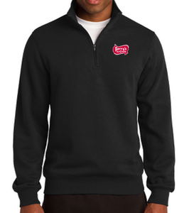 Perry's Ice Cream 1/4 Zip Sweatshirt (4 Colors Available)
