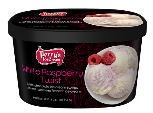 White Raspberry Twist - (4 PACK) 48oz CARTONS
