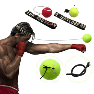 Boxing Reflex Training Ball
