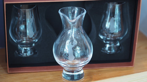 Raasay glasses with jug gift set