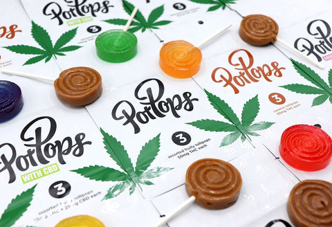 Pot Pops Edibles