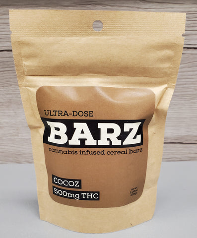 Barz - Cocoz - 500mg Cereal Bar