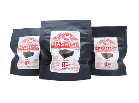 Rex's Remedies - 1g Hashish
