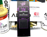 Purple Reign - Key Lime Pie - 1g Vape Cartridge