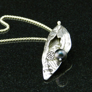 Ocean Treasure Pod Necklace