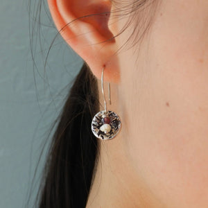 Moonscape Small Earrings