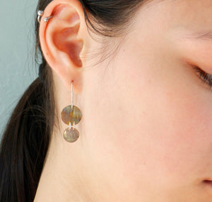 Rebels Double Circles Earrings