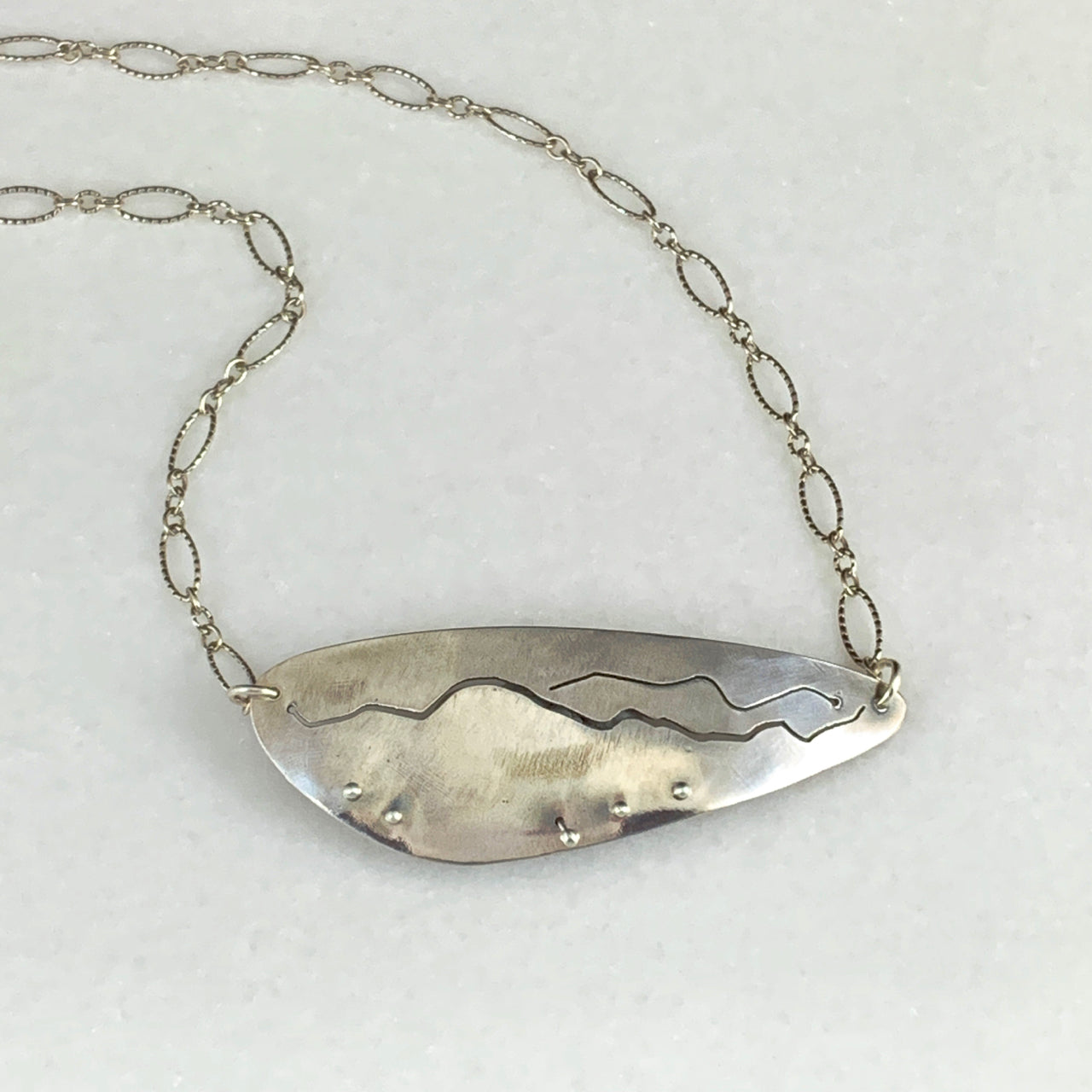 Mountainscape Necklace
