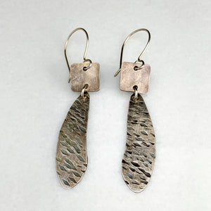 Rebels Geo Shape & Pod Earrings