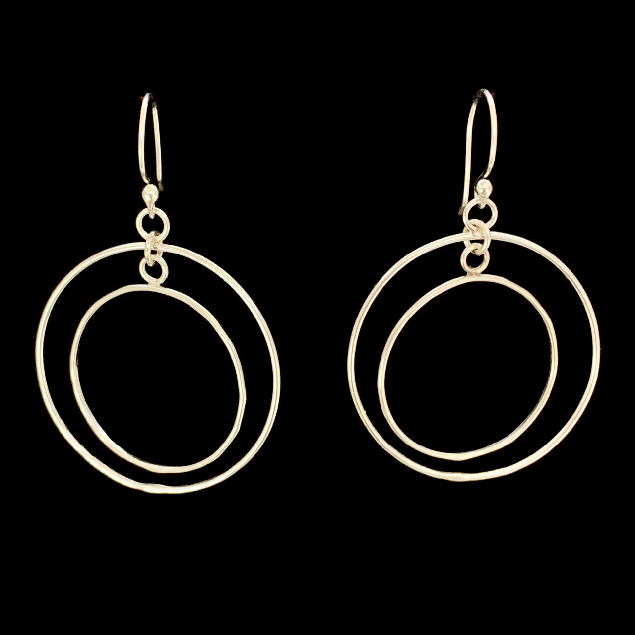 Freedom Circles Earrings