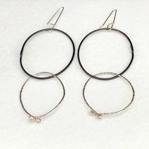 Trifecta Earrings