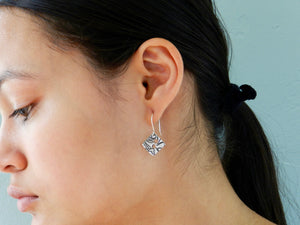 Rebels Geo Shape & Pool Earrings