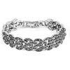 Stylish Handcraft Silver oxidised Bracelet