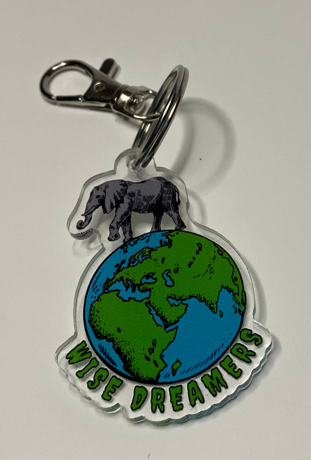 Wise Dreamers Keychain