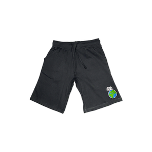 Fleece Jogger Shorts