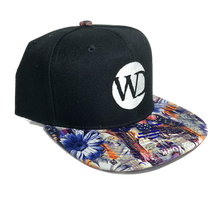 Load image into Gallery viewer, SPRING FLOWERS Snapback