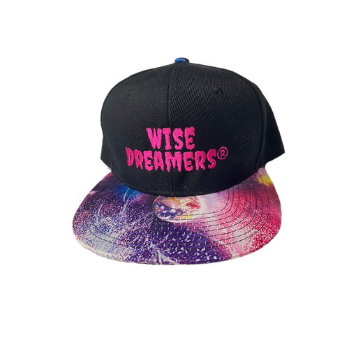 MILKY WAY Snapback Hat