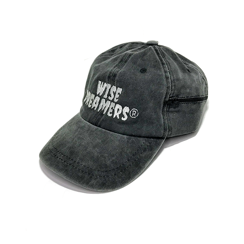 THE ZIPPER Dad Hat