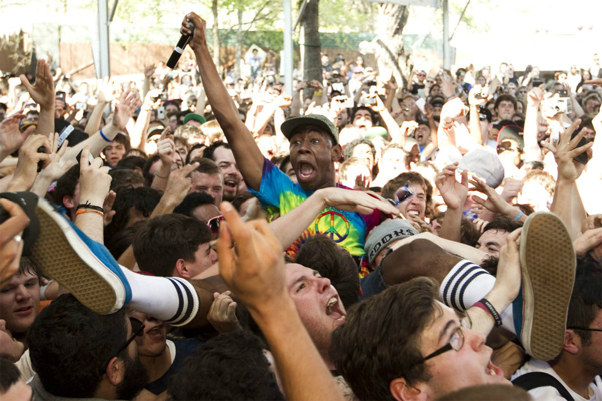 Tyler, The Creator to Headline New Agenda Festival