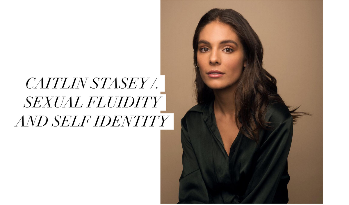 CAITLIN STASEY /. Sexual fluidity and self identity.