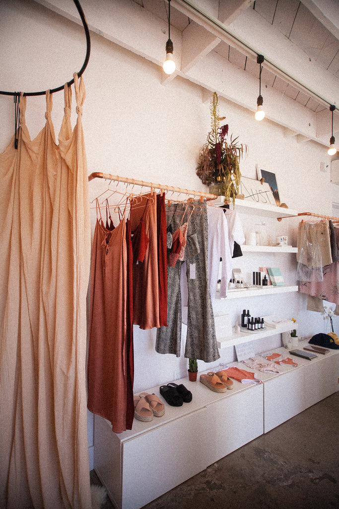 shopping Abbot Kinney boutique design