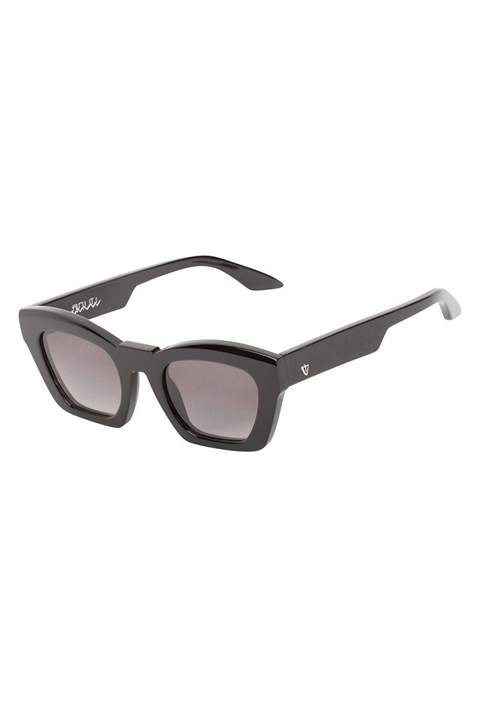 Anvil // Gloss Black / Black Gradient Lens
