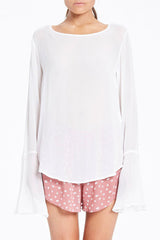 Direction Blouse // White