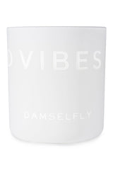 Candle // Good Vibes Only