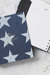 2018 Planner // Chambray Stars