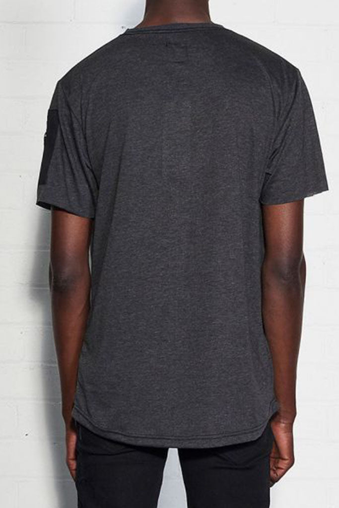 Fleet Tee // Black Marle