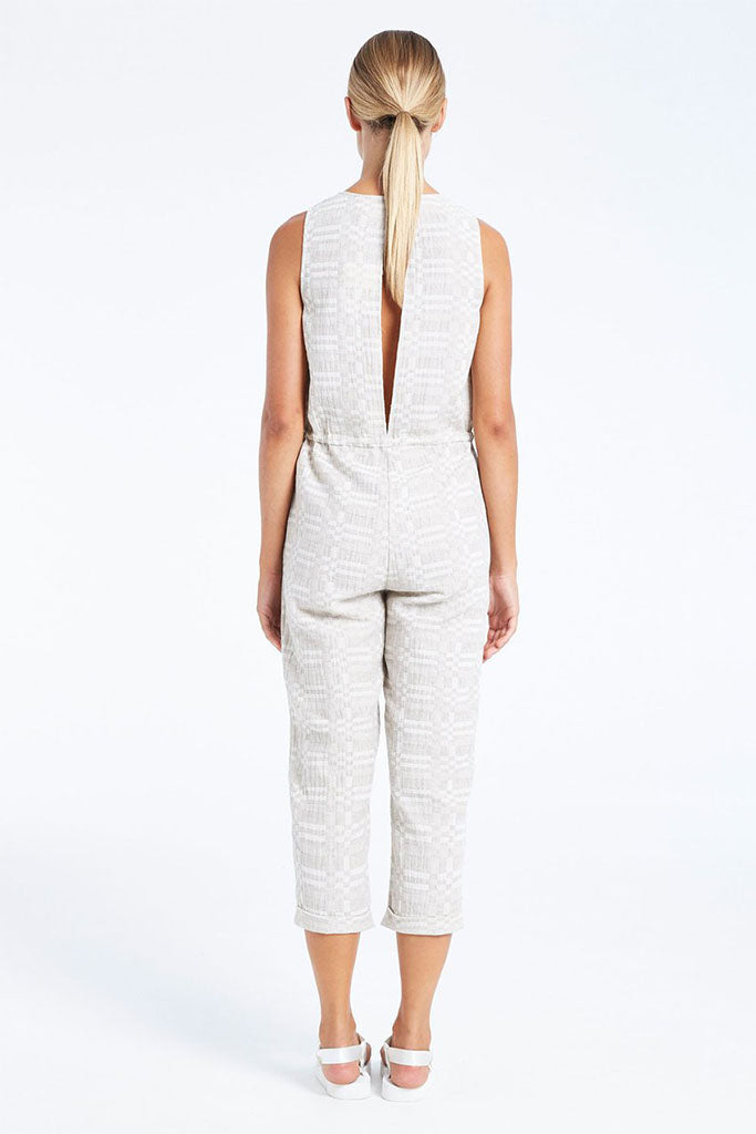 Brolly Jumpsuit // Neutral