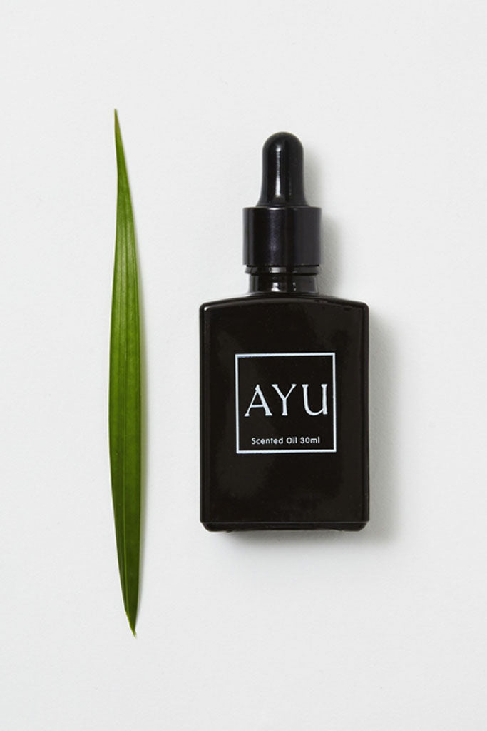 Ayu Black Musk // 30ml Scented Oil
