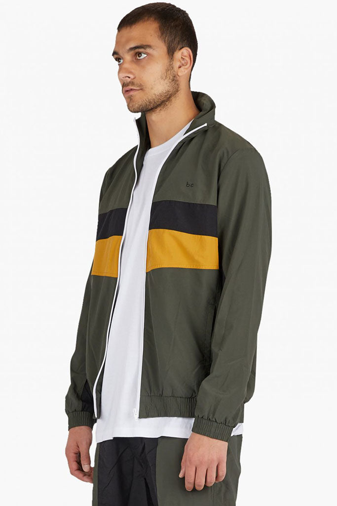 B.Quick Jacket // Army