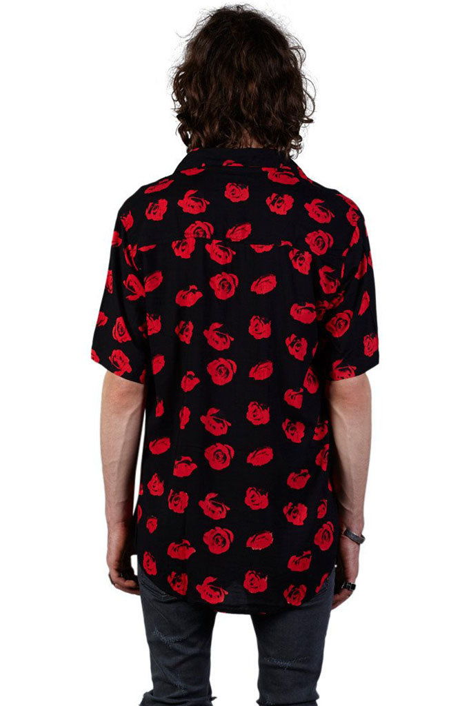 Stevie Shirt // Rose