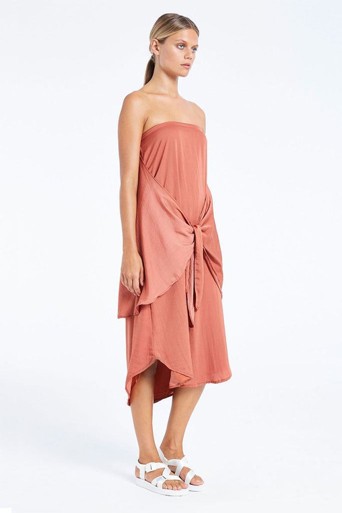 Wendy Maxi Dress // Rose