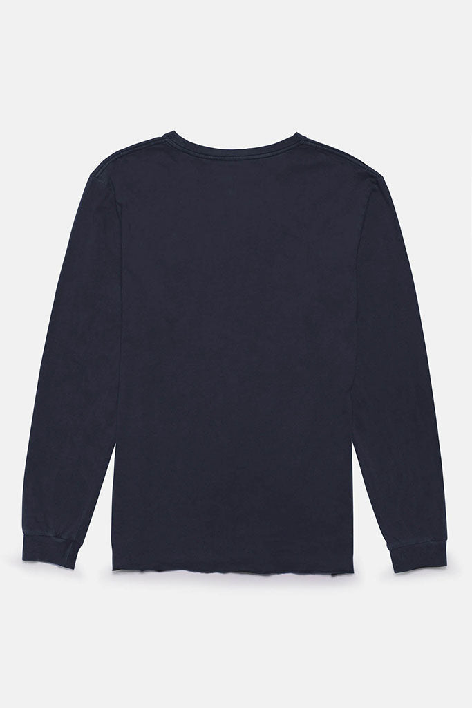 Everyday Wash T-Shirt // Dusted Navy