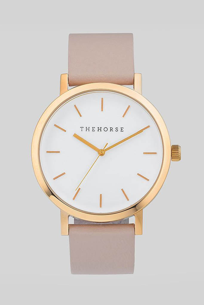 The Original // Blush - White - Rose Gold