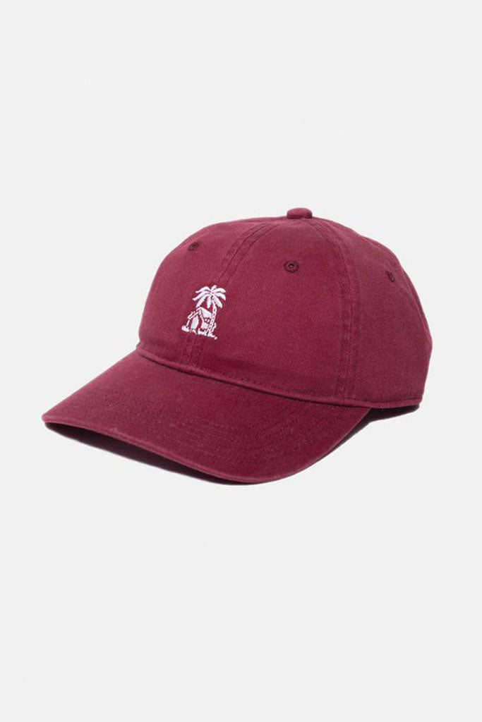 Bungalow Cap // Crimson