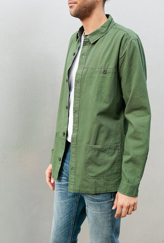 Commoner Jacket // Forest Green